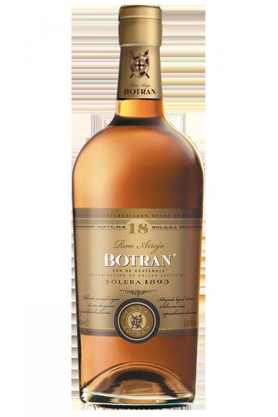 Rum Botran Solera 1893 18 Anni 70cl