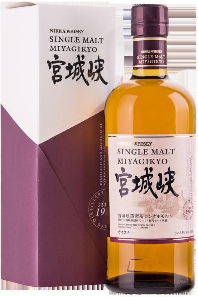 Nikka Whisky Miyagikyo Single Malt 70cl