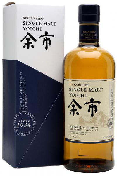 Nikka Yoichi Single Malt Whisky 70cl (Astucciato)