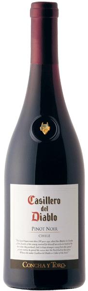 Pinot Noir Casillero Del Diablo 2013 Concha Y Toro