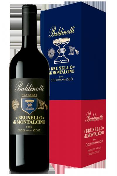 Brunello Di Montalcino DOCG 2012 Baldinotti (Astucciato)