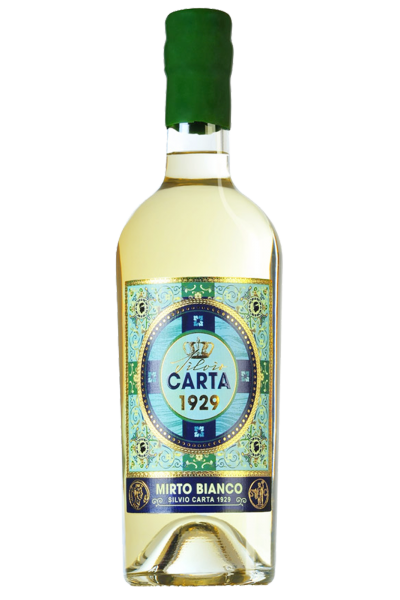 Mirto Bianco 1929 Silvio Carta 70cl