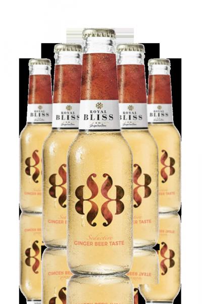 Royal Bliss Ginger Beer Cassa Da 12 bottiglie x 20cl