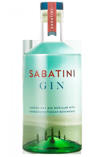 Gin London Dry Sabatini 70cl