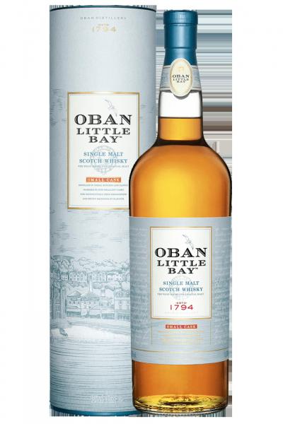 Oban Single Malt Scotch Whisky Little Bay 70cl (Astucciato)