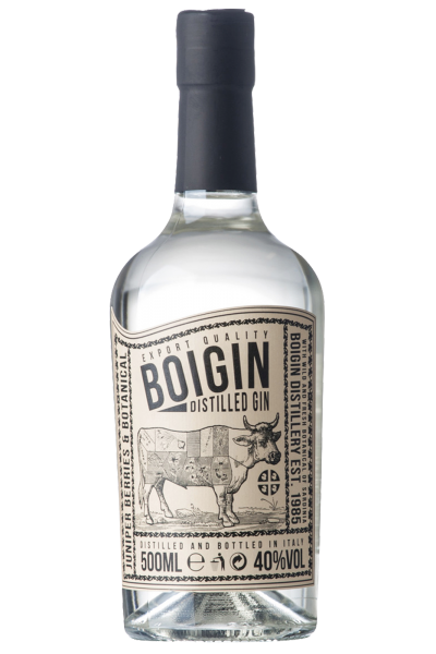 Gin Boigin Silvio Carta 70cl