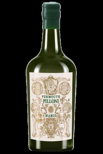 Vermouth Bianco Pilloni Silvio Carta 75cl
