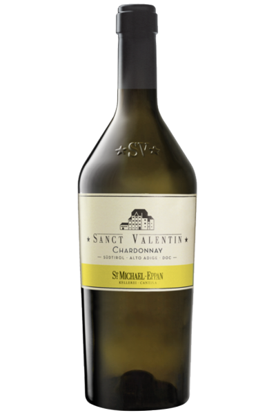 Alto Adige DOC Chardonnay Sanct Valentin 2015 St. Michael Eppan