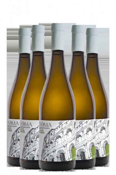 6 Bottiglie Roma DOC Malvasia Puntinata 2020 Federici