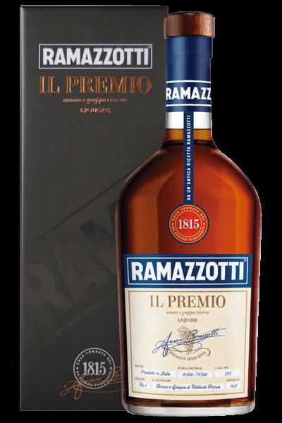Liquore Il Premio Ramazzotti 70cl + 2 Bicchieri