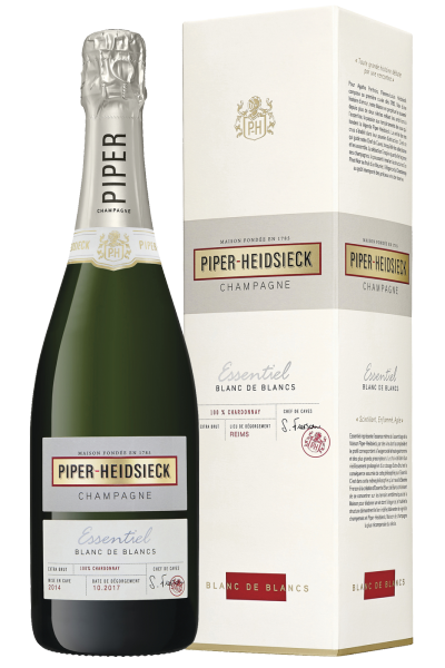 Piper-Heidsieck Essentiel Blanc De Blancs 75cl (Astucciato)