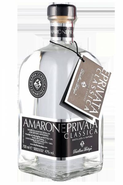 Grappa Di Amarone Privata Classica Bottega 70cl