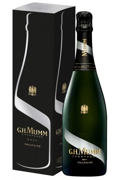 Champagne Cordon Rouge Brut Mumm Millésimé 2012 75cl (Astucciato)
