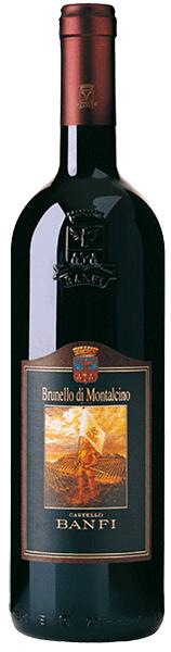 Mezza Bottiglia Brunello Di Montalcino DOCG 2014 Banfi 375ml