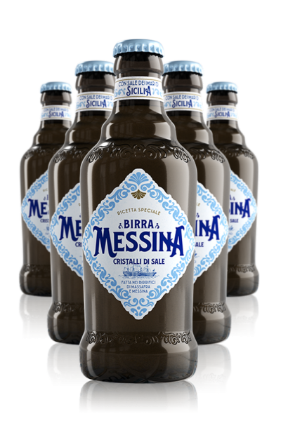Birra Messina Cristalli Di Sale Cassa Da 24 Bottiglie x 33cl