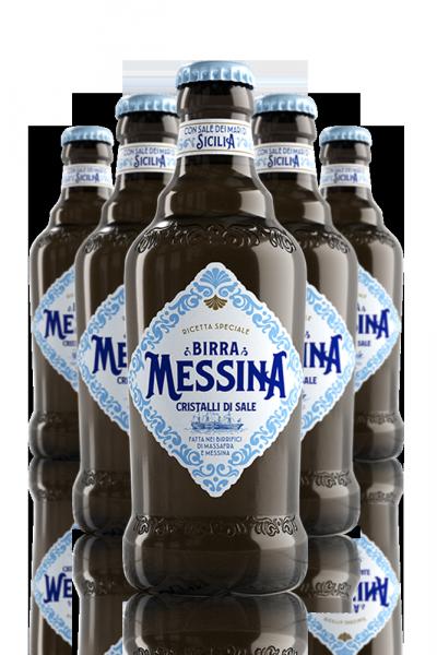 Birra Messina Cristalli Di Sale Cassa Da 15 Bottiglie x 50cl