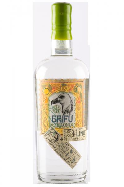 Gin Grifu Limu Agrumato Silvio Carta 70cl