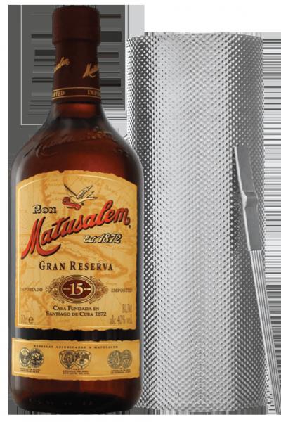 Rum Gran Reserva 15 Anni Matusalem Güiro Special Edition 70cl