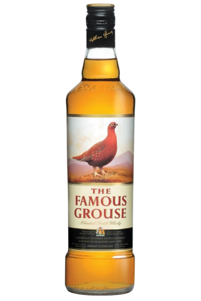 The Famous Grouse Blended Scotch Whisky 1Litro