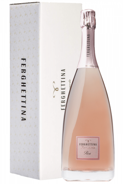 Franciacorta DOCG Brut Rosé 2017 Ferghettina (Magnum)