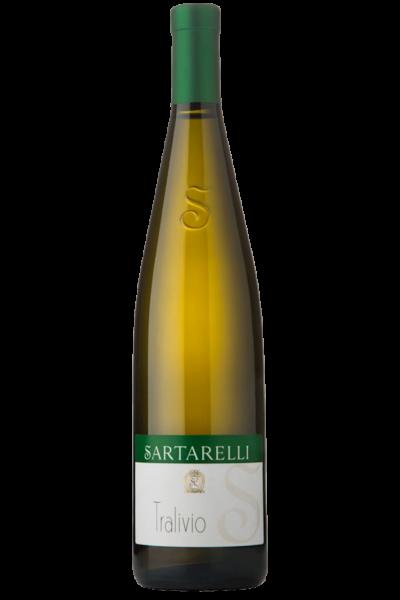 Verdicchio Dei Castelli Di Jesi DOC Classico Superiore Tralivio 2015 Sartarelli