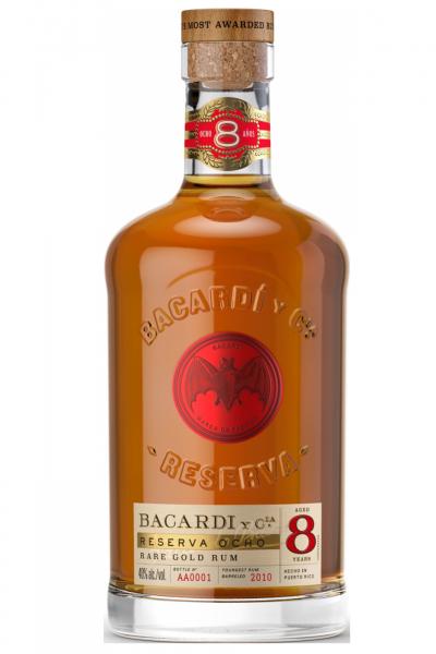Rum Bacardi Reserva Ocho 8 Anni 70cl
