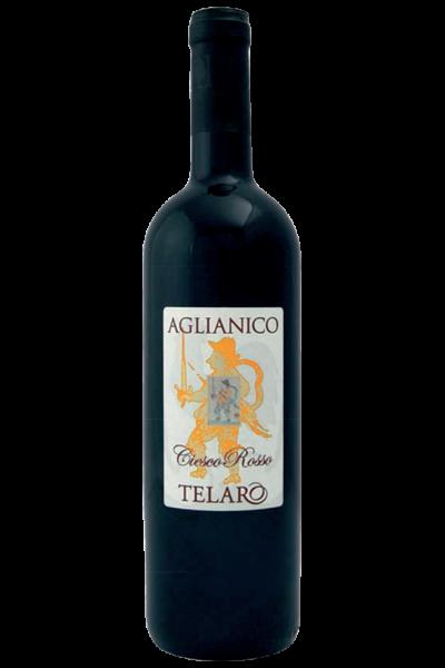 Aglianico Roccamonfina Ciesco Rosso 2016 Telaro