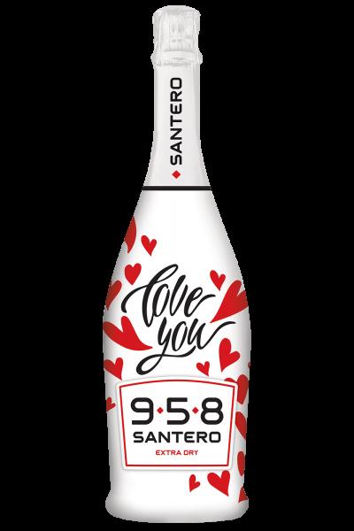 Santero 958 I Love You Extra Dry