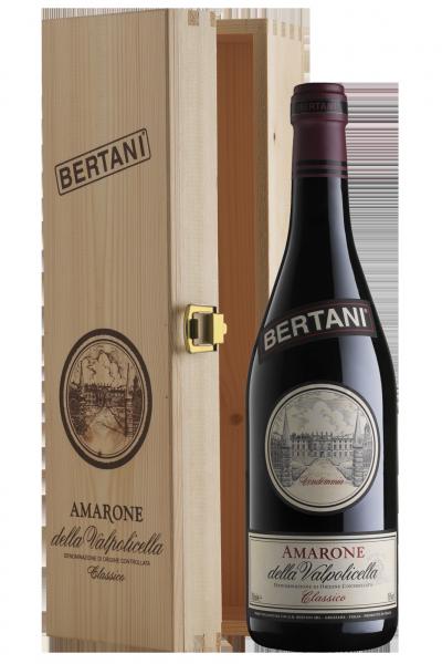 Amarone Della Valpolicella Classico DOC 2011 Bertani (Cassetta in Legno)