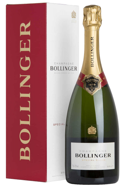 Special Cuvée Brut Bollinger 75cl (Astucciato)