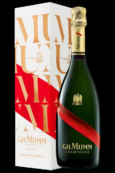 Champagne Grand Cordon Brut Mumm 75cl (Astucciato)