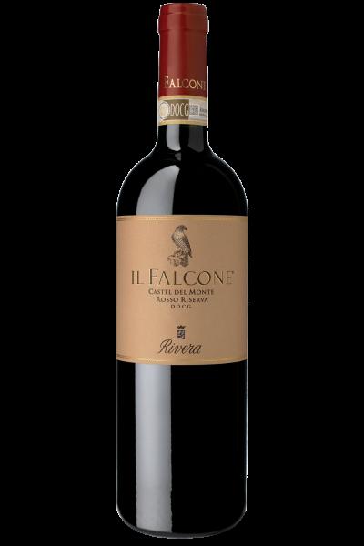 Castel del Monte Rosso Riserva DOCG Il Falcone 2014 Rivera