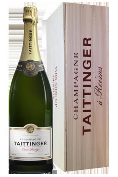 Cuvée Prestige Brut Taittinger 6Litri (Mathusalem Astucciato)