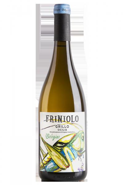 Sicilia DOC Grillo Bio Friniolo 2019