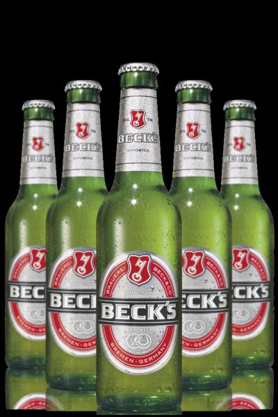 Beck's Cassa da 24 bottiglie x 33cl