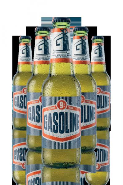Gasoline Strong Cassa da 24 bottiglie x 33cl