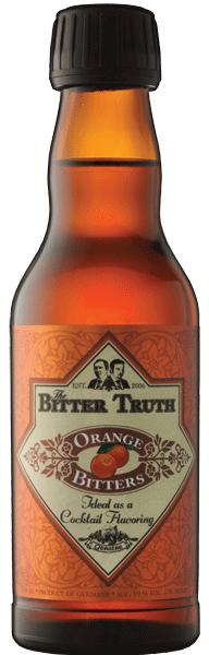 The Bitter Truth Orange Bitters 39° 20cl