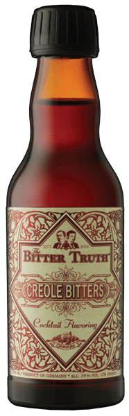 The Bitter Truth Creole Bitters 39° 20cl