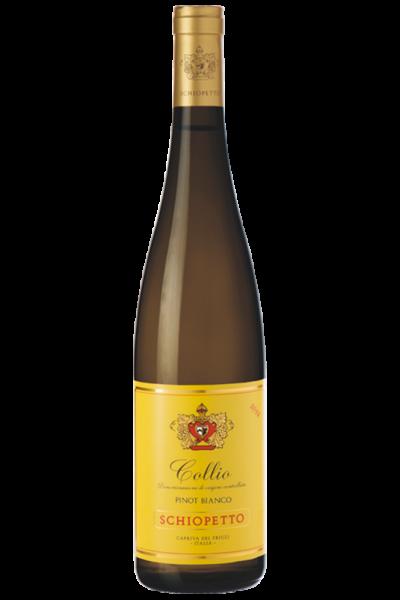 Collio DOC Pinot Bianco 2014 Schiopetto