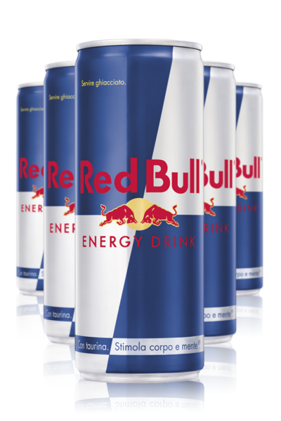 Red Bull Energy Drink Cassa da 24 Lattine x 25cl