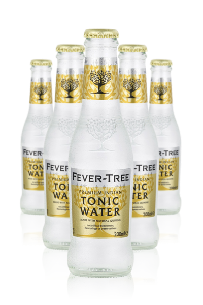 Fever Tree Indian Tonic Water Cassa da 24 bottiglie x 20cl