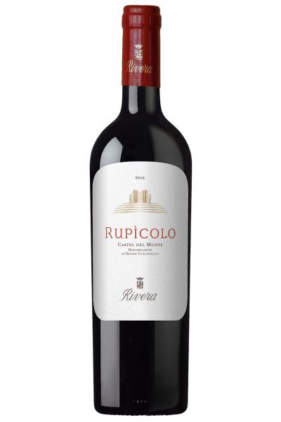 Castel Del Monte DOC Rupicolo 2018 Rivera