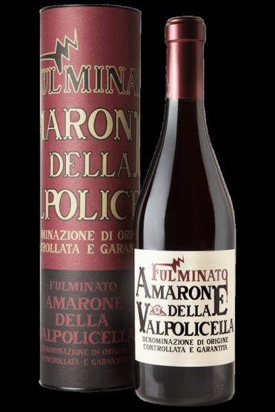 Amarone Della Valpolicella DOCG 2017 Fulminato (Astucciato)