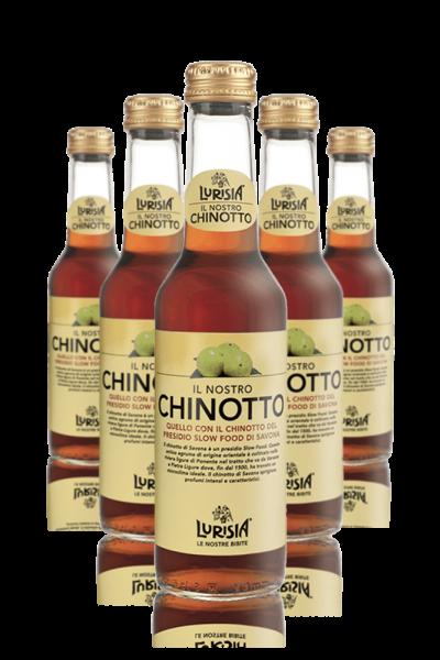 Chinotto Lurisia Cassa da 24 bottiglie x 275ml