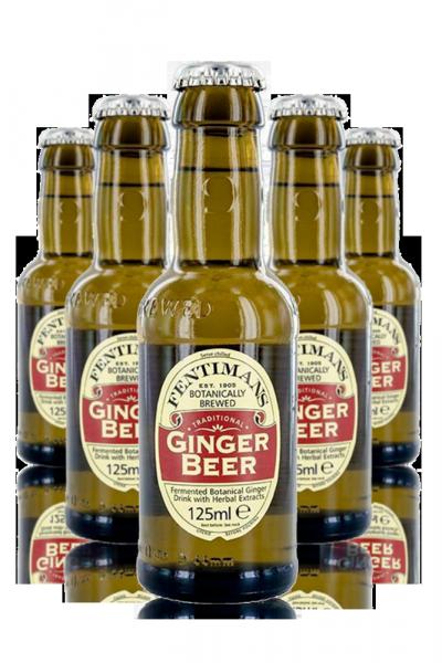 Ginger Beer Fentimans Cassa da 24 bottiglie x 125ml