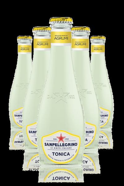 Tonica Agrumi San Pellegrino Cassa da 24 bottiglie x 20cl