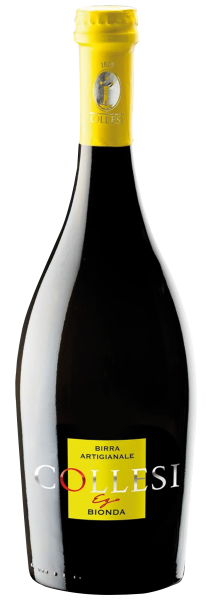 Birra Artigianale Bionda Ego Collesi 75cl