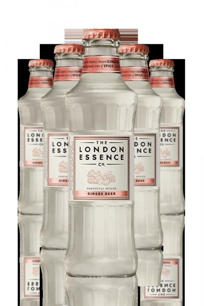 The London Essence Co. Ginger Beer Cassa da 24 bottiglie x 20cl