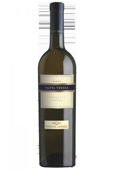 Frascati Superiore DOCG Vigneto Santa Teresa 2015 Fontana Candida