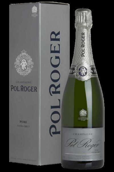 Extra Brut Pure Pol Roger 75cl (Astucciato)
